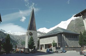 Saas_church